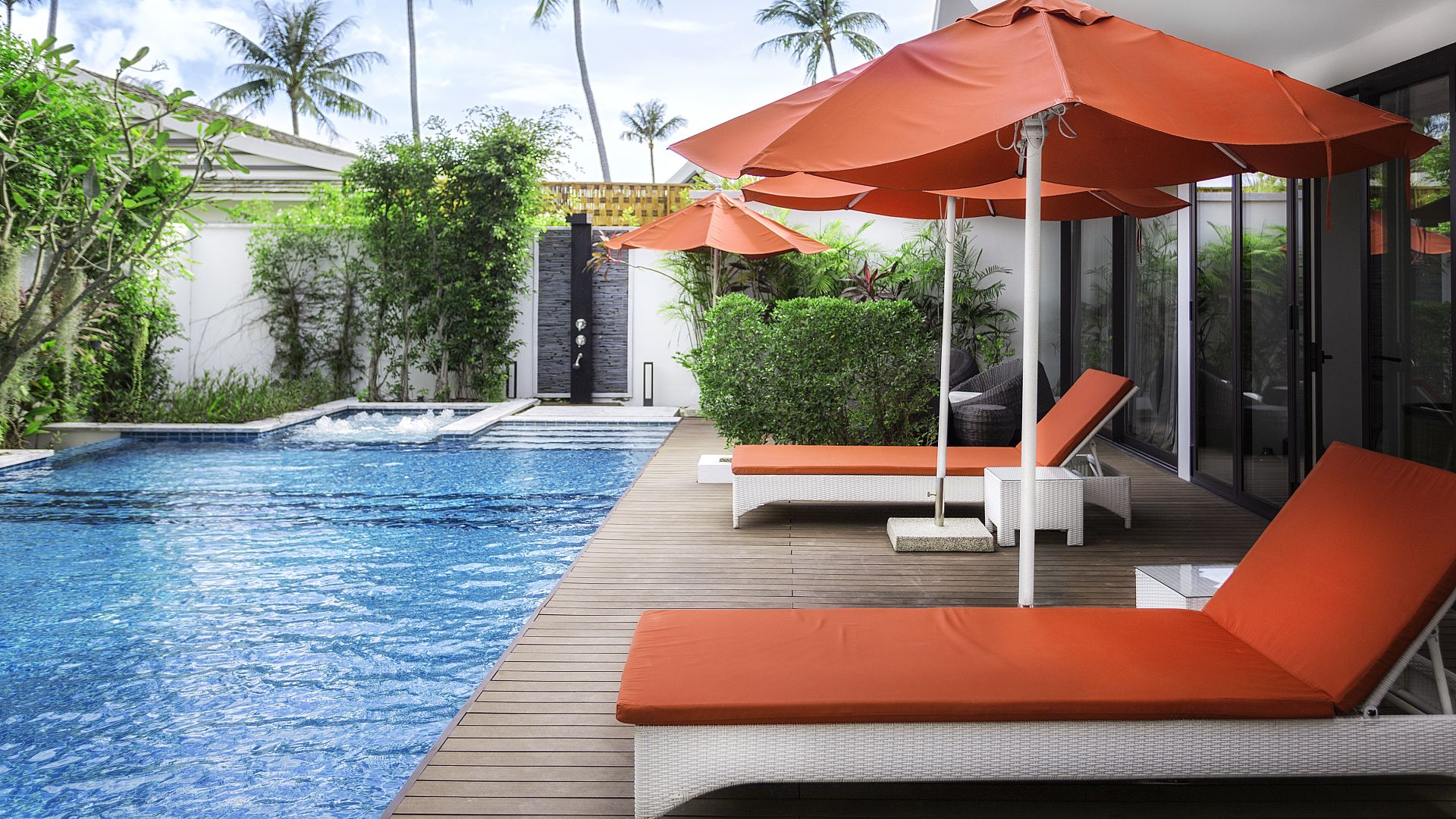 Interior photography in Thailand